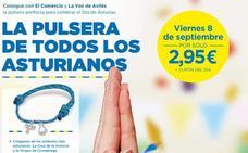 La pulsera de todos los asturianos