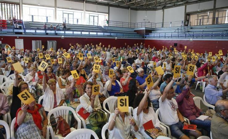 Asamblea del Grupo de Cultura Covadonga