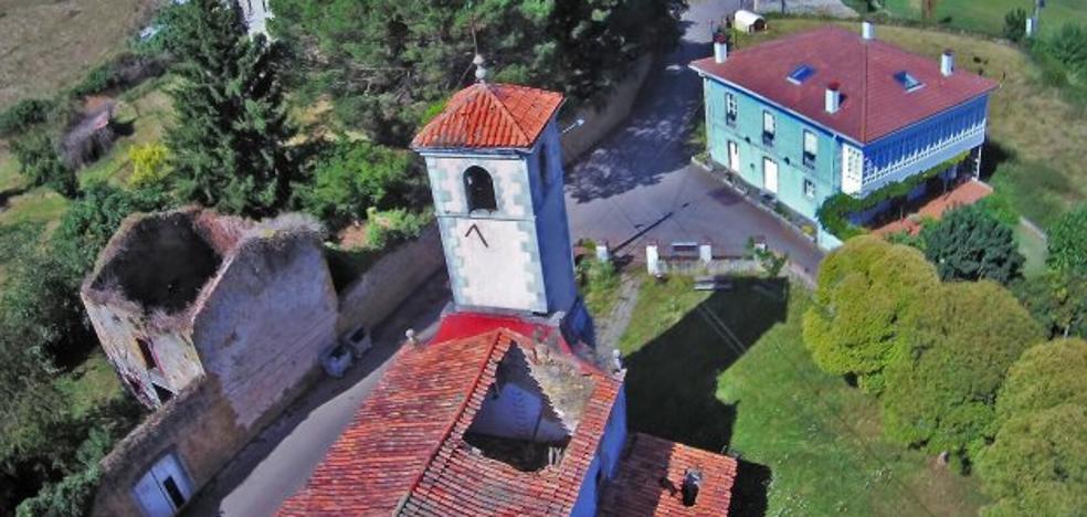 Quince meses sin iglesia en Loriana