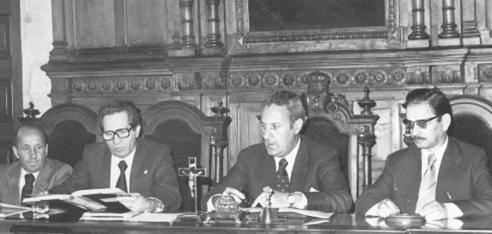 Muere con 92 años el bancario Valentín Monte Rato, concejal entre 1971 y 1979