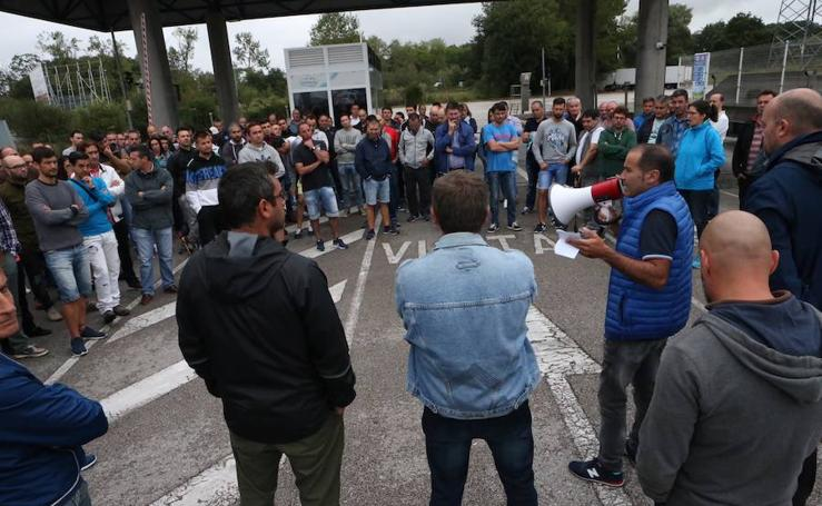 Jornada de huelga en CAPSA