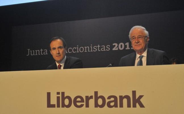 Liberbank amplía capital en 500 millones con el apoyo de todos sus accionistas de referencia