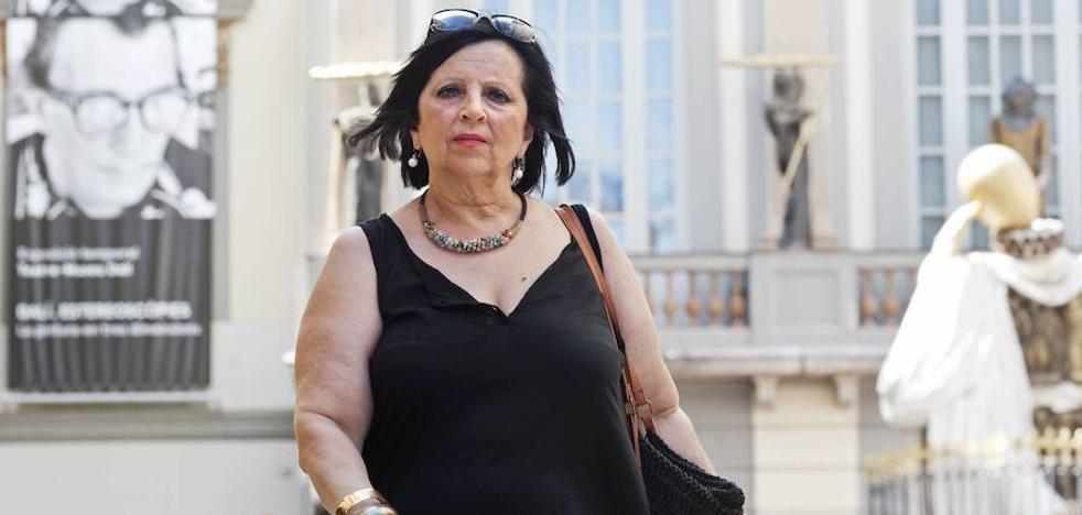 Pilar Abel asegura que recurrirá las pruebas de ADN de Dalí