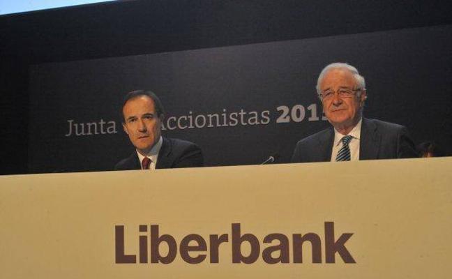 Liberbank cierra la jornada con una bajada en bolsa del 12,37%