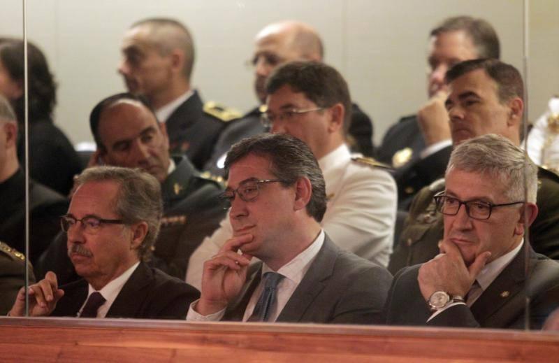 Las imágenes del Pleno de la Junta General en el Día de Asturias
