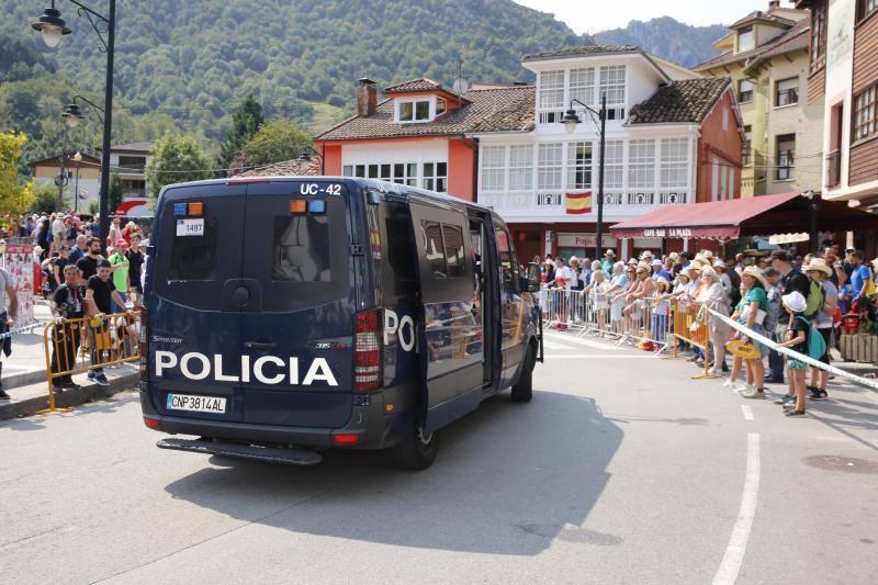 ¿Estuviste en la llegada de La Vuelta a Asturias? ¡Búscate!