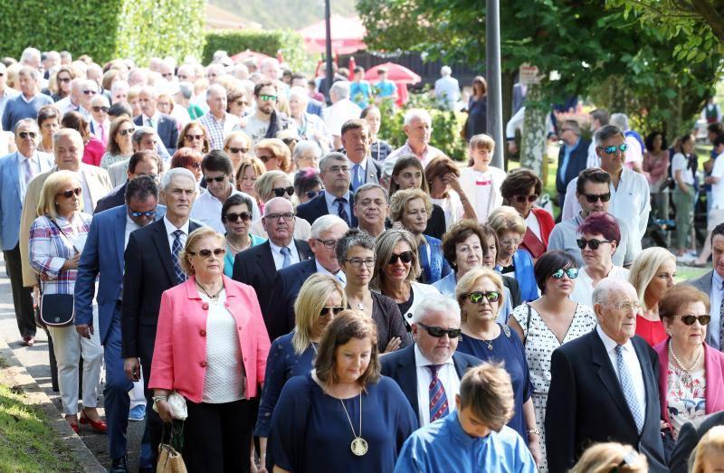 El Centro Asturiano celebra su día grande