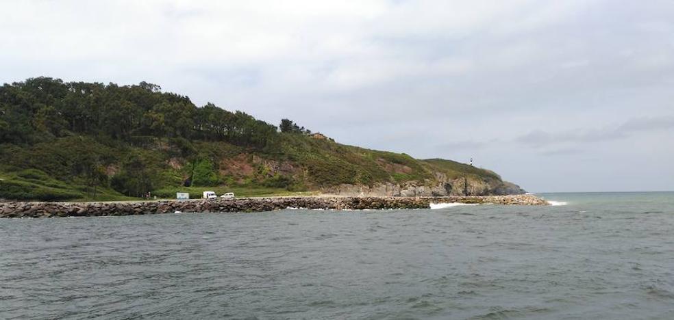 La depuradora de Navia y Coaña tendrá dos puntos de vertido, al mar y a la ría