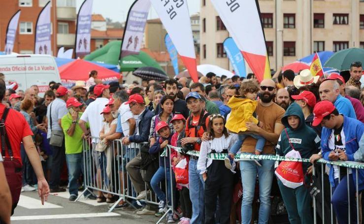 ¿Estuviste en la segunda etapa de la Vuelta en Asturias? ¡Búscate! (1)