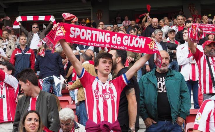 ¿Estuviste en el derbi asturiano, Sporting - Oviedo? ¡Búscate! (1)