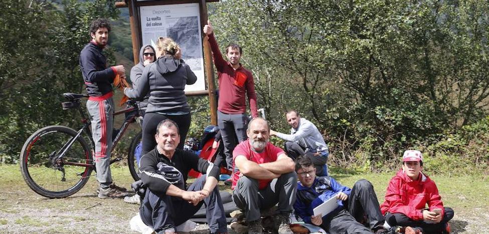 Las mejores imágenes de la segunda etapa de la Vuelta en Asturias