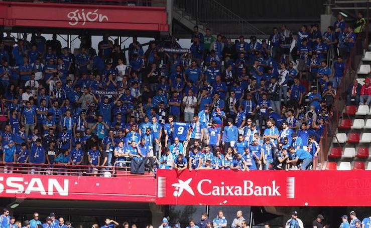 ¿Estuviste en el derbi asturiano, Sporting - Oviedo?