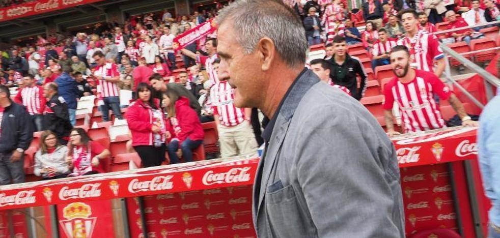 Sporting - Oviedo | Herrera: «En el segundo tiempo nos confundimos»
