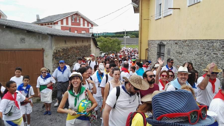 ¿Estuviste en la Jira de Puerto de Vega? ¡Búscate!