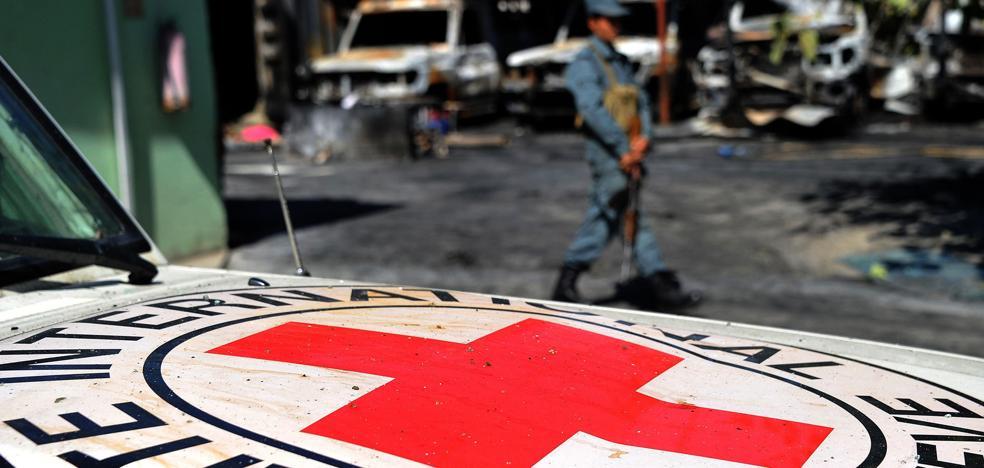 Muere una fisioterapeuta española por disparos en un hospital afgano