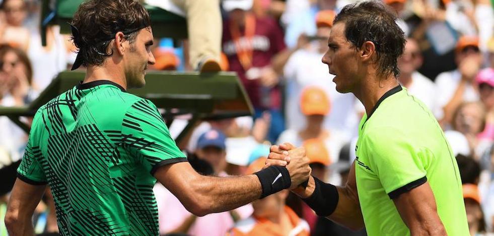 Nadal, Federer y el mejor de la historia