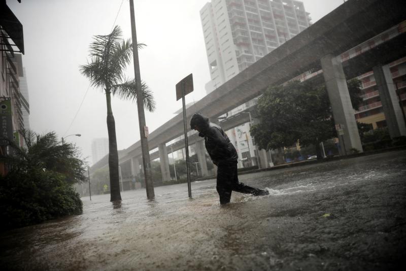 Irma golpea Florida