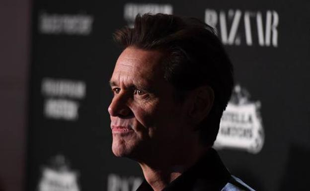 Jim Carrey preocupa a Hollywood tras su última y surrealista entrevista