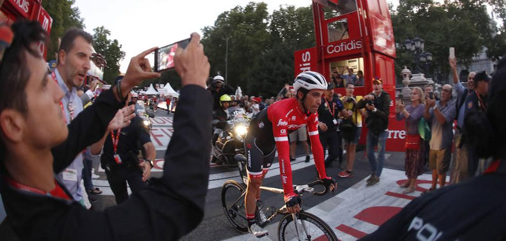 Big data para coronar La Vuelta