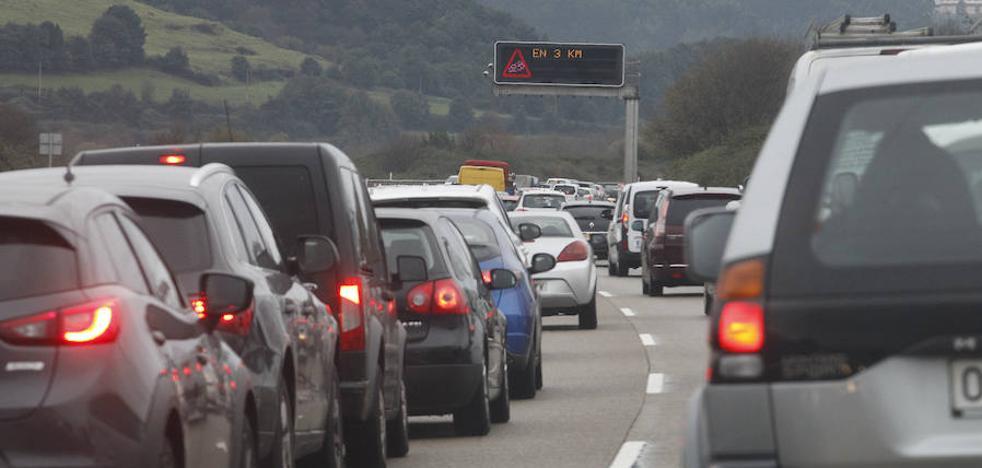 Estas son las cinco cámaras que controlan el uso del cinturón en las carreteras de Asturias