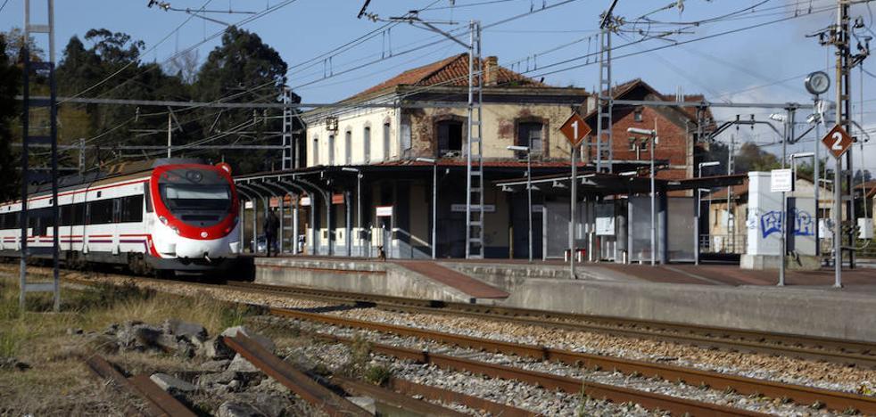 Una avería en el puesto de mando de Oviedo paraliza hora y media los trenes de Renfe