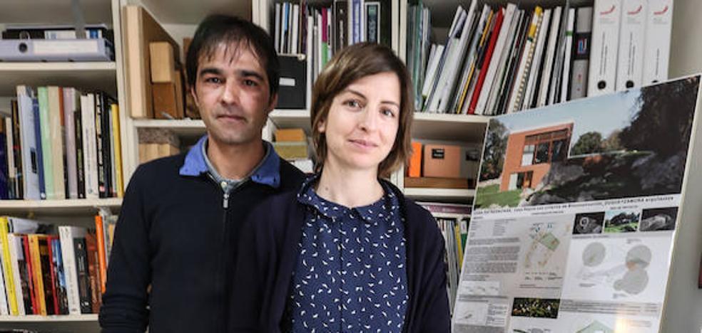 El estudio Duque y Zamora arquitectos, Premio Emprendedor del Año de la Cámara de Avilés