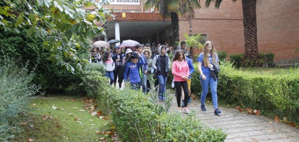 El instituto de La Magdalena importa el programa 'Tutoría entre iguales'