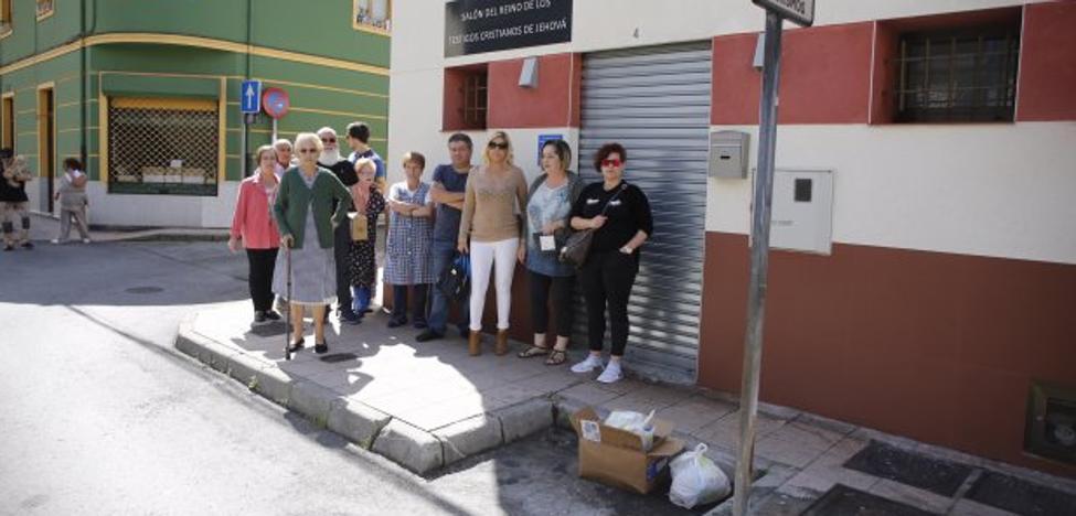 Polémica en Casa Nueva por el traslado de un contenedor