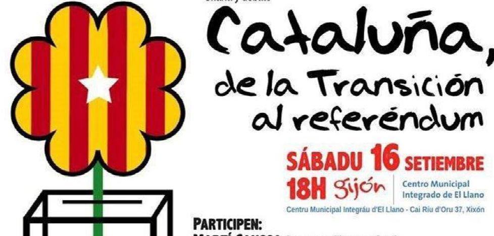 La alcaldesa de Gijón prohíbe un acto sobre el referéndum de Cataluña en un centro municipal