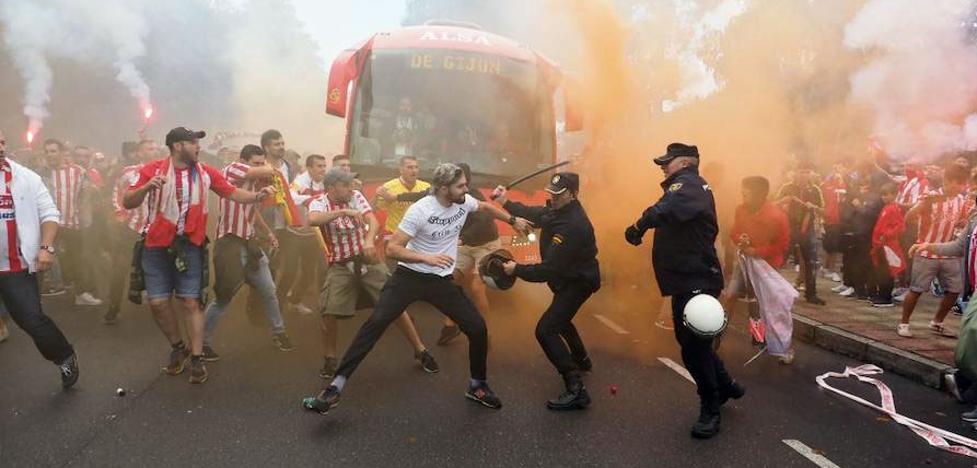Encuesta: ¿Qué le parece la decisión del Sporting de expulsar a los implicados en los disturbios?