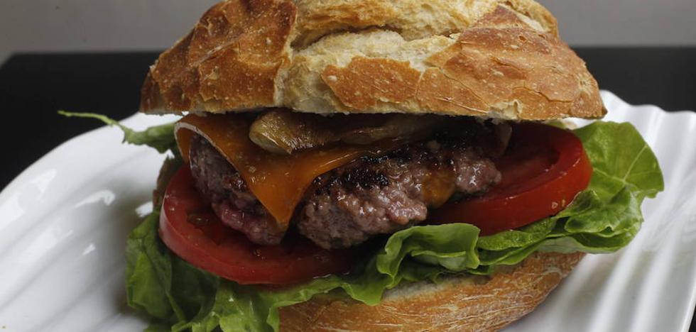 Las mejores hamburguesas, en Aller