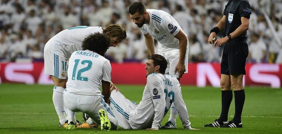 A Zidane se le multiplican las bajas