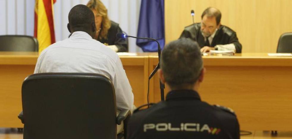 Makelele: «Sufro mucho en la cárcel, quiero salir hasta el juicio»