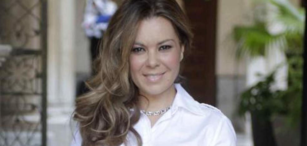 María José Campanario: «No guardo cajas de zapatos con fotos de Belén»