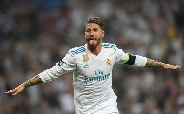 Ramos: «Que Cristiano siga en esa racha siempre es bueno para el equipo»