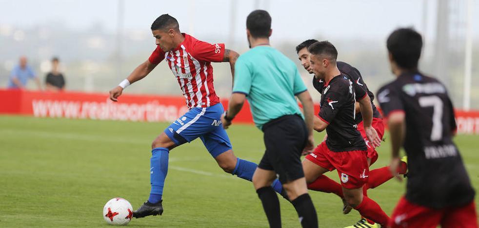 El Langreo toma ventaja en la Copa Federación