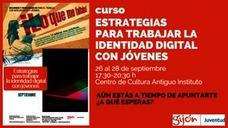 Estrategias para trabajar la identidad digital con jóvenes