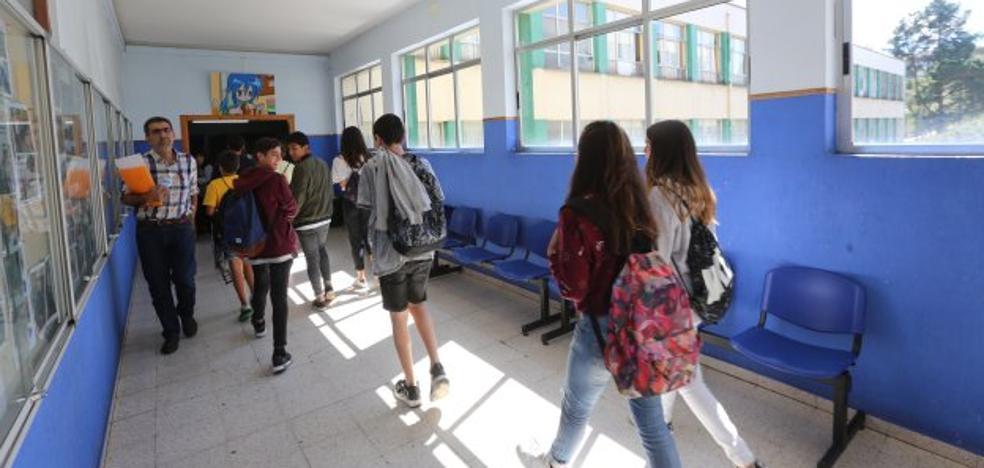 Vuelta a clase en Secundaria y Bachiller