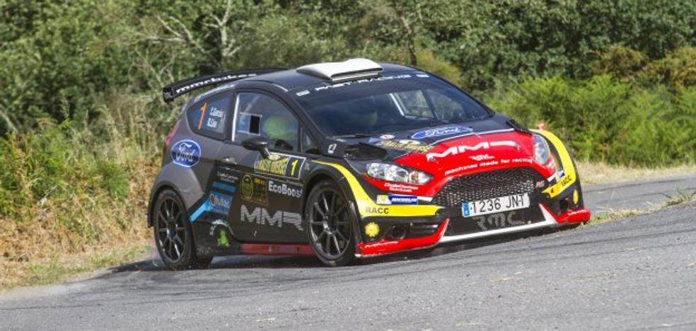 El Rally Princesa de Asturias enciende los motores del Nacional