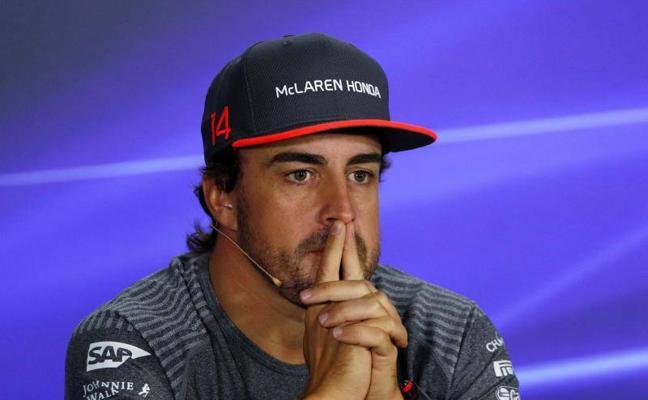 El amanecer de una nueva época para Alonso