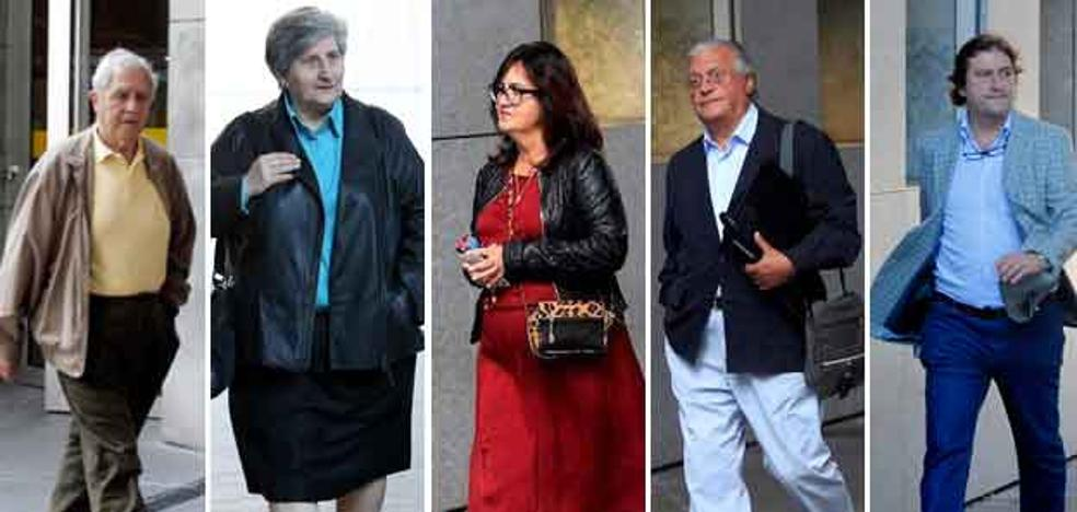 La Audiencia decidirá el día 25 si encarcela a los condenados por el 'caso Renedo'