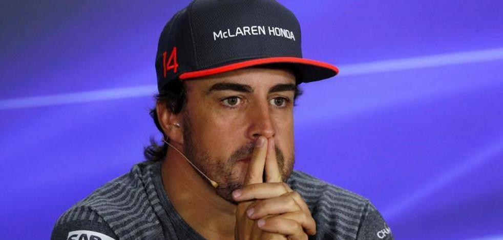 Alonso: «Donde vaya el año que viene, me van a volver a ver ganar»