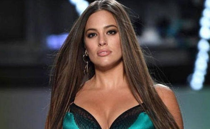 La modelo Ashley Graham, en imágenes