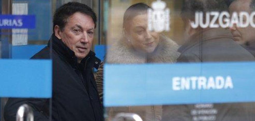 El empresario minero Rodolfo Cachero, detenido en Madrid