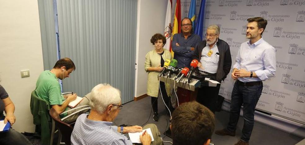 PSOE, Xixón Sí Puede e IU reclaman un listado de los bienes inmatriculados por la Iglesia en Gijón