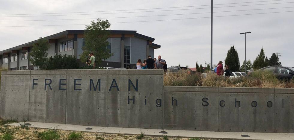 Un estudiante mata a un compañero y hiere a otros tres en una escuela de EE UU