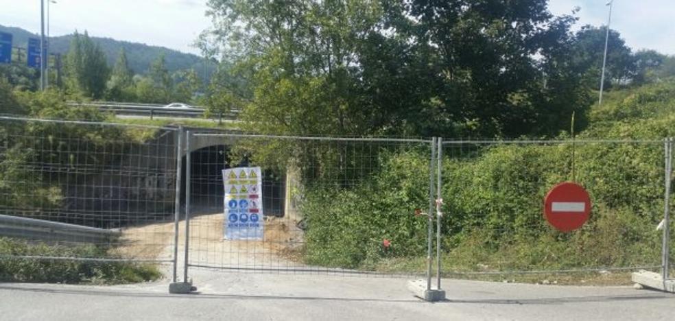 Vecinos de Paredes piden mantener el tráfico en el túnel de la A-66