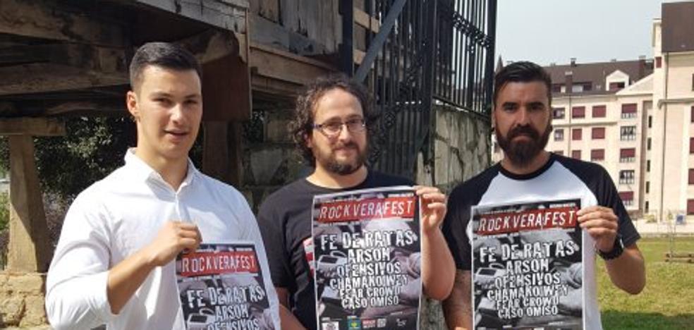 Rockverafest celebra una nueva edición con Fe de Ratas como cabeza de cartel