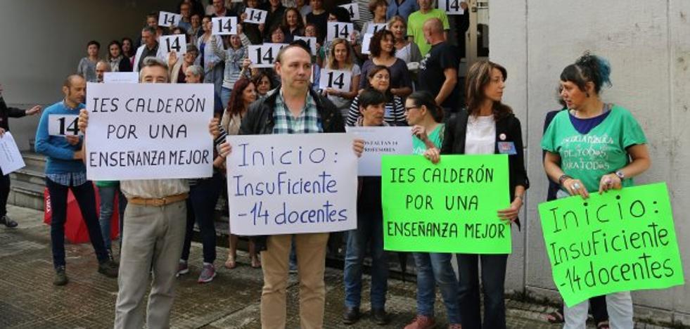 Educación garantiza plaza a todos los alumnos bilingües del Fernández Vallín