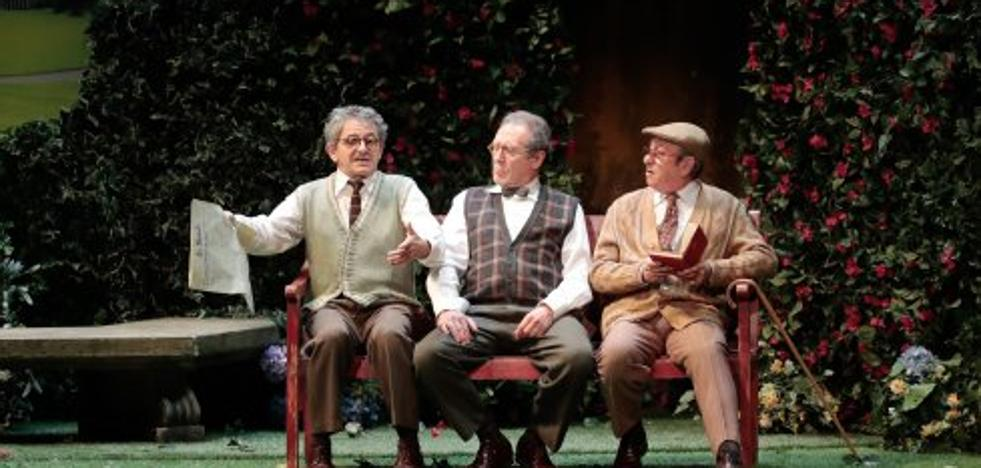 Tres 'Héroes' de la risa toman hoy el Filarmónica
